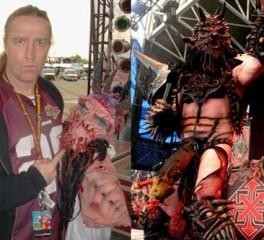 Νεκρός βρέθηκε ο frontman των Gwar, Dave Brockie (Oderus Urungus)