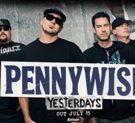 """Σε streaming ολόκληρο το """"Yesterdays"""" των Pennywise"""