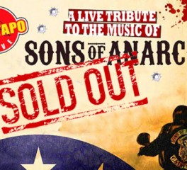 "Sold out το Samcro Festival: A live tribute to ""Sons Of Anarchy"""
