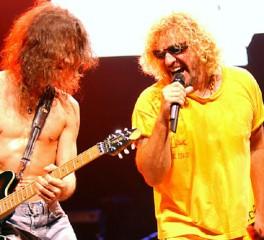 «Πόλεμος» μεταξύ Sammy Hagar και Eddie Van Halen