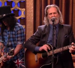 Nέα video από Kasabian, Royal Blood και Slash με Jeff Bridges!