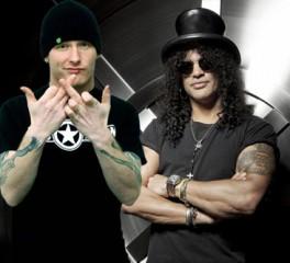 Γιατί ο Slash «έκοψε» τον Corey Taylor από τους Velvet Revolver;