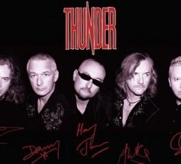 Οι Thunder επιστρέφουν στην δισκογραφία - Δείτε το νέο τους video