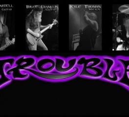 Διαθέσιμα για streaming τρία κομμάτια από τον νέο δίσκο των Trouble