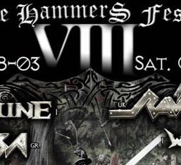 Το Up The Hammers Festival επιστρέφει για ακόμα μια χρονιά στο AN Club