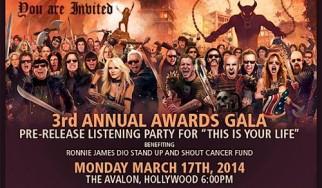 Corey Taylor, Scott Ian, Halestorm, Duff McKagan κ.ά. παίζουν ζωντανά τραγούδια του Dio (video)
