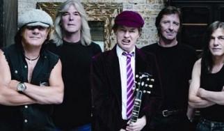 Σταμάτησε η ηχογράφηση του καινούριου δίσκου των AC/DC
