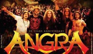 Οι Angra συνοδεύονται επί σκηνής από την Tarja Turunen, τον Russell Allen και τον Uli Jon Roth