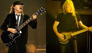 Angus Young και Cliff Williams μιλούν για τον Phill Rudd
