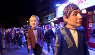 Με την συγκοινωνία πήγαν στη συναυλία τους στο Blackpool οι Arcade Fire