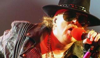 Γυρίστηκε σε 3D η πιο πρόσφατη συναυλία των Guns N' Roses στο Las Vegas