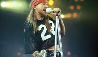 Διπλός live δίσκος από τους Guns N' Roses