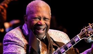 H μουσική κοινότητα αποχαιρετά τον B.B. King