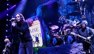 Σχεδόν στην κορυφή το νέο DVD των Black Sabbath