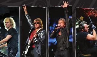 Εξαντλήθηκαν τα εισιτήρια της κατηγορίας Golden Standing για τη συναυλία των Bon Jovi στην Αθήνα