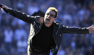 Πλουσιότερος μουσικός του κόσμου από σήμερα ο Bono (U2)