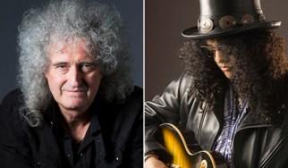 Brian May και Slash ενώνουν μουσικά τις δυνάμεις τους για τη προστασία της πανίδας