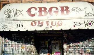 Ντοκιμαντέρ στα σκαριά για το θρυλικό συναυλιακό χώρο CBGB