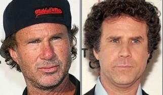 Ο drummer των Red Hot Chili Peppers και ο διάσημος ηθοποιός Will Ferrell θα ...διαγωνιστούν στα drums