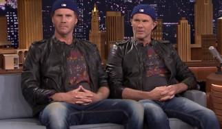 Chad Smith - Will Ferrell: Μάχη Νο.2 με κομμένη την ανάσα
