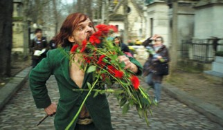Rocking the movies: Holy Motors