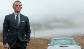 Rocking the movies: Skyfall