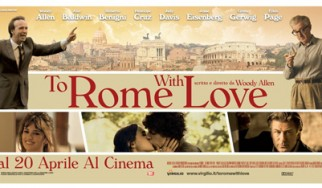 Rocking the movies: To Rome With Love