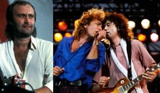 Phil Collins: «Η εμφάνιση των Led Zeppelin στο Live Aid το 1985 ήταν καταστροφή»