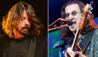 Οι Dave Grohl και Taylor Hawkins θα εισάγουν τους Rush στο Rock And Roll Hall Of Fame