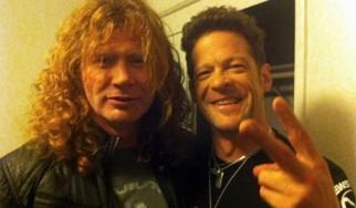 Κομμάτια των Metallica επί σκηνής από Jason Newsted και Dave Mustaine (;)