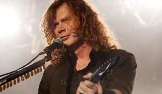 Ο Dave Mustaine τιμήθηκε από το αμερικανικό σώμα πεζοναυτών