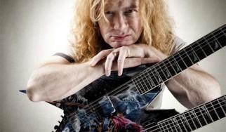 """Με τους επικριτές του """"Super Collider"""" τα βάζει ο Dave Mustaine"""