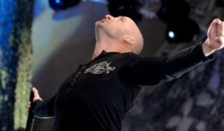 Guest εμφάνιση του David Draiman (Disturbed) σε συναυλία των Steel Panther