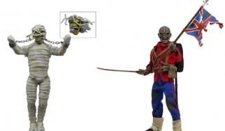 Σύντομα στην αγορά φιγούρες της περίφημης μασκότ των Iron Maiden, Eddie