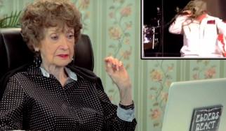 «Μυθικό» video με ηλικιωμένους να αντιδρούν στη μουσική των Slipknot