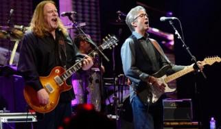 Δείτε νέα video από Eric Clapton, The Temperance Movement και Striker
