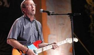 Μαζική δημοπρασία από τον Eric Clapton για φιλανθρωπικούς σκοπούς
