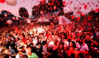 Το Exit Festival υποδέχεται για πρώτη φορά την Ελλάδα στο διεθνές δίκτυο συνεργατών