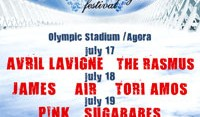 Fly Beeyond festival με James, Air, Avril Lavigne, The Rasmus και άλλους. Διαβάστε τις πρώτες πληροφορίες!
