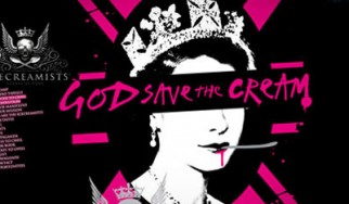 God Save The... Cream;