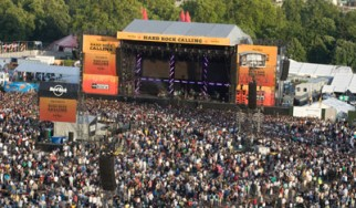 Το Hard Rock Rising δίνει την ευκαιρία σε όλα τα ανερχόμενα ελληνικά συγκροτήματα να ανέβουν στη σκηνή του Hard Rock Calling 2012