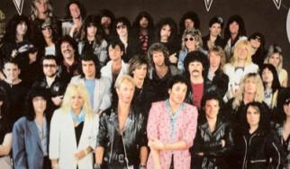 Επανέκδοση φιλανθρωπικού metal τραγουδιού θα επιμεληθεί η χήρα του Ronnie James Dio