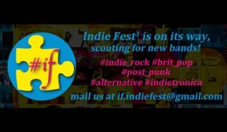 Η ομάδα του #if ψάχνει νέα συγκροτήματα με στόχο τη στελέχωση του line-up για το Indie Fest3
