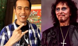 Τι ζητά ο Tony Iommi από τον metalhead πρόεδρο της Ινδονησίας;