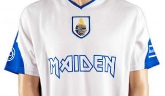 Την φανέλα της Εθνικής Ελλάδος βγάζουν οι Iron Maiden