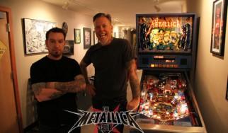Βγαίνει το ...φλιπεράκι των Metallica