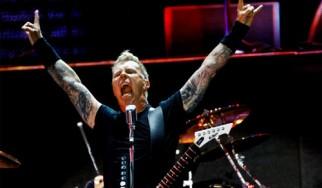 James Hetfield: «Έχουμε αρκετό υλικό για ένα album, δεν έχουμε όμως χρόνο»