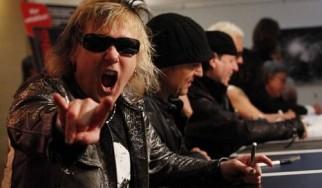 Επέστρεψε στους Scorpions ο James Kottak