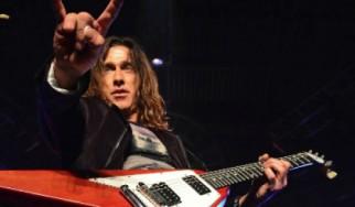 «Δεν ξαναγυρίζω με τίποτα στους Megadeth»