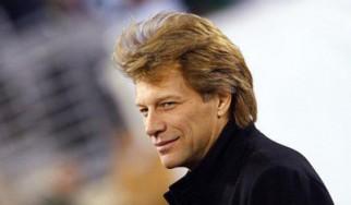 Ο Jon Bon Jovi κεντρικό πρόσωπο διαφημιστικής καμπάνιας αρώματος